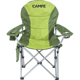 CAMPZ Silla Deluxe Brazos, green